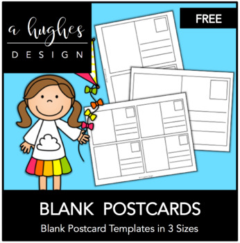 Blank Postcards (color & bw)