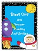 Blast Off into Summer Reading & Writing!