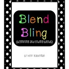 Blend Bling Necklaces {Beginning and Ending Blends}