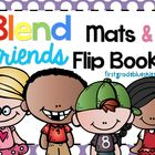 Blend Friends Lit. Station Mats