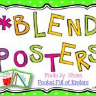 Blend Posters { Posters for a Focus Wall or Small Group}