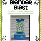 Blender Blast Craftivity