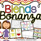 Blends Bonanza (Beginning and Ending Blends Pack)