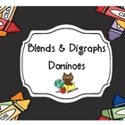 Blends &amp; Digraph Dominoes