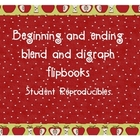 Blends & Digraphs Flipbooks