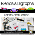 Blends &amp; Digraphs: On the Road Game