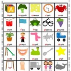 Blends and Digraphs Poster in Color