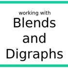 Blends and Digraphs Printouts