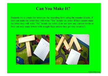 Block Center Ideas that Incorporate Math and Literacy