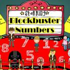 Blockbuster Numbers!  A Common Core Aligned Number Pack!