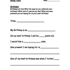 Blog Post Writing Templates - Blogging with Elementary Students