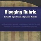 Blogging Evaluation Rubric