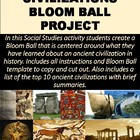Bloom Ball Civilizations Project