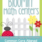 Bloomin' Math Centers {Common Core Aligned}