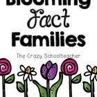 Blooming Fact Families {Math Craftivity}