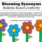 Blooming Synonyms