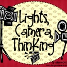 Bloom's Taxonomy Class Posters (Lights, Camera, Thinking!)