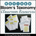 Bloom&#039;s Taxonomy Classroom Resources