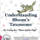 Bloom's Taxonomy: User Friendly Version for Writing Questions