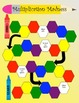 Board Game - Multiplication Madness
