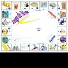 Board Game :  Spanish Present &amp; Preterite -ar Verbs
