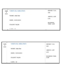 Boarding Passes for Google Earth