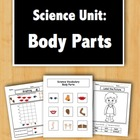 Body Parts: Science Unit for Kids with Autism