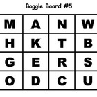 Boggle Boards - Daily 5 - Word Work