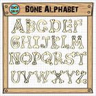 Bone Alphabet and numbers