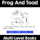 Boo - Downloadable Reproducible Multi-Leveled Guided Reading Book