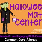 Boo-Tastic Math Centers {Common Core Aligned}