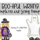 Boo-Tiful Writing: Halloween Writing Prompts and Templates