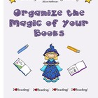 Book Bin Labels- Organize Your Classroom Books