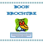 Book Brochure: Summarize and Respond to Literature