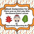 Book Companion for There Was an Old Lady Who Swallowed Som