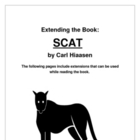 Book Extensions for SCAT by Carl Hiaasen