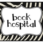 Book Hospital Labels