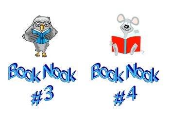 Book Nook Signs 3&4