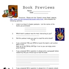 Book Preview Podcast Activity