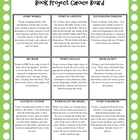 Book Project TicTacToe Board with polka dots