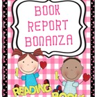 Book Report Bonanza