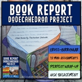 Book Report Dodecahedron Project Kit