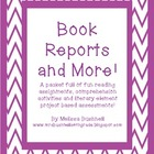 Book Reports and More!