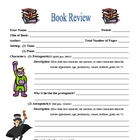 Book Review FORM - standards-based!
