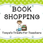 Book Shopping Poster-editable