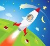 Book-Sid Blasts Off!