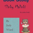 Book Study Classroom Activities Slinky Malinki