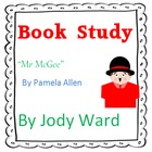 Book Study Mr McGee by Pamela Allen