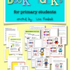 Book Talk Lesson, Scoring Form &amp; Certificate