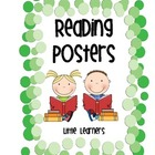 Book Talk Poster Pack